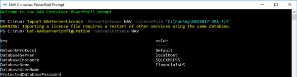 GetNAVServerConfiguration