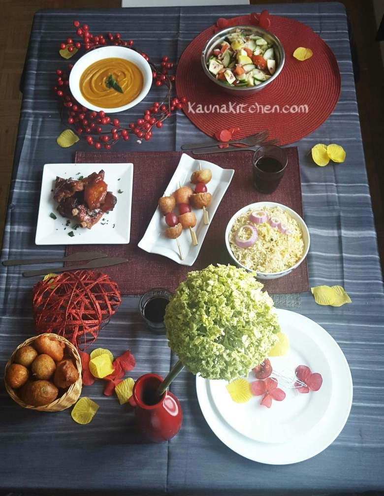 Kauna kitchen events