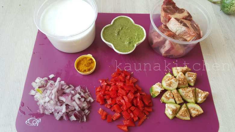 Scentleaf Curry sauce