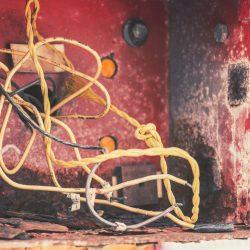 la costruzione di un sito: kaupapa post sito cavi sparsi