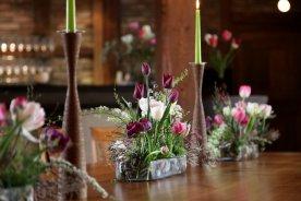 Frühlingstraum an unserer Holztafel