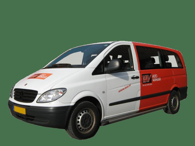 DP-10 Mercedes Vito Personenbus