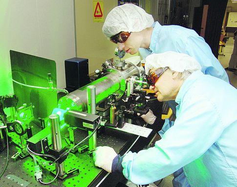лазеры будут делать в Приморье