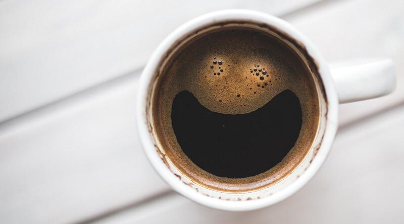 Kávéval a reflux ellen