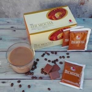 Zhi Mocha -  a csokis ganoderma kávé