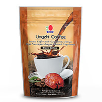 DXN Lingzhi black coffee