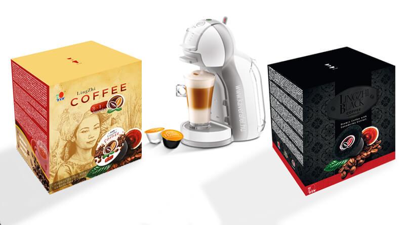 DXN Kapszulás kávé