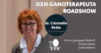 Ganoterapeuta roadshow