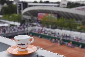 Grand Slam tornák hivatalos kávéja
