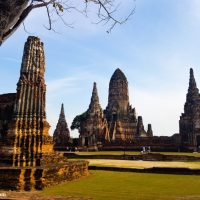The Best Sites & Temples in Ayutthaya, Thailand; Kavita Favelle; Kavey Eats