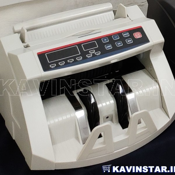 Kavinstar VC 2108 LED Note Counting Machine with Fake Note Detector
