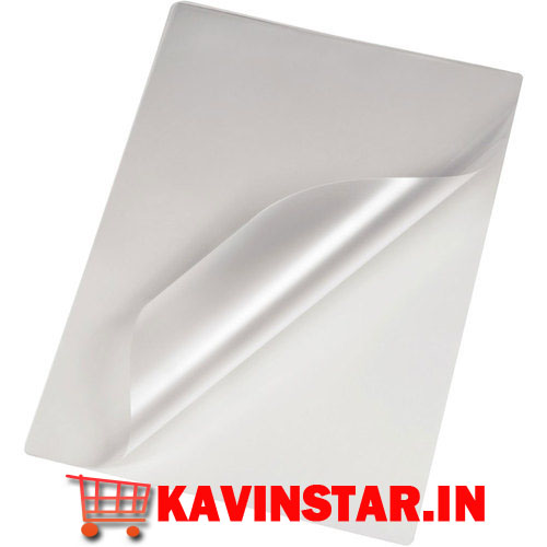Laminating Pouch A4 Size 125 Micron