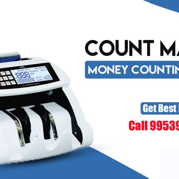 Godrej Note Counting Machine with Fake Note Detector