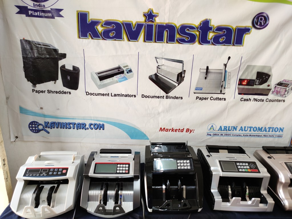 Currency Counting Machine Dealers in Chennai
