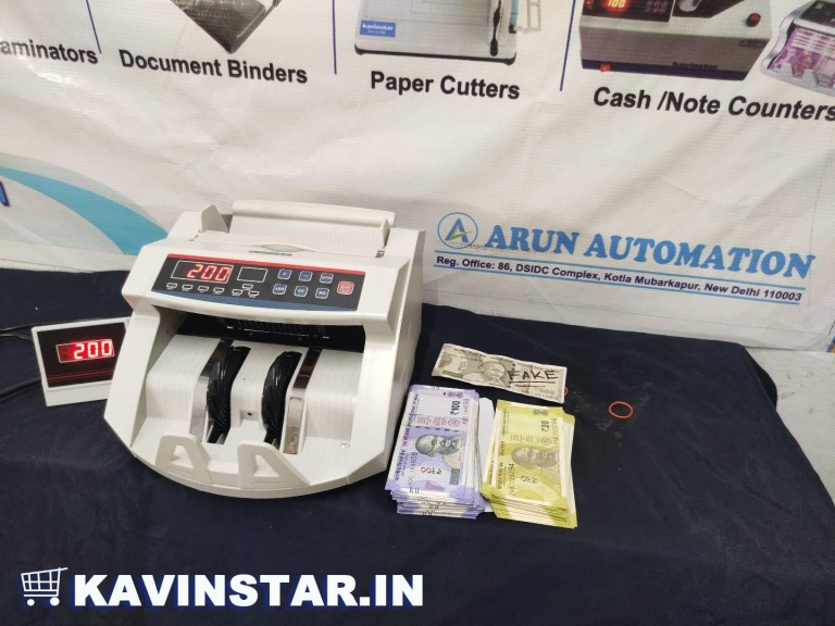 best-cash-counting-machine-with-fake-note-detector-in-india