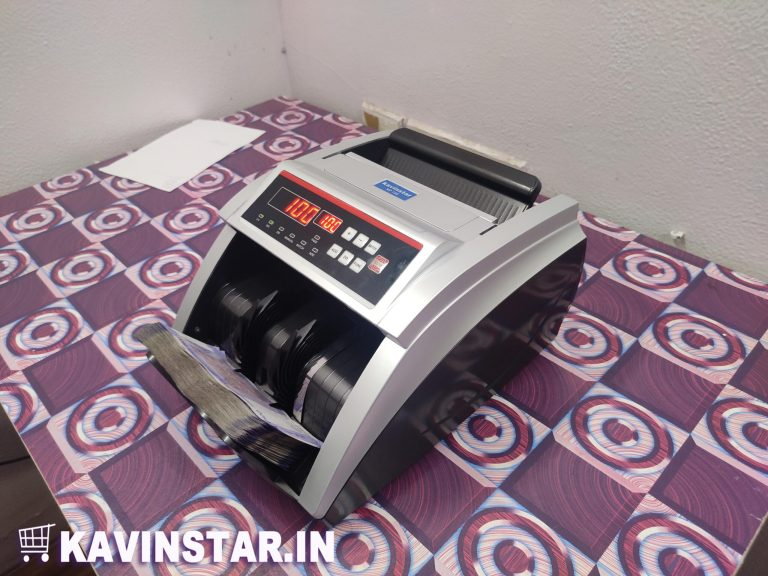 NP 150 MONEY COUNTING MACHINE WITH FAKE NOTE DETECTOR