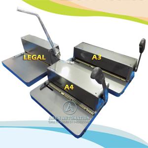 coil binding machine