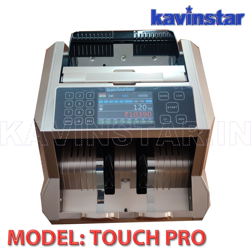 MIX NOTE COUNTING MACHINE TOUCH PRO