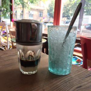Cafefin - vietnamská káva