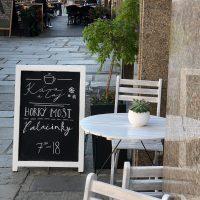 Smetanka kafe - Plzeň - okénkový provoz ukončen, ale hledají nové prostory :)