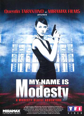 Risultati immagini per Il mio Nome è Modesty