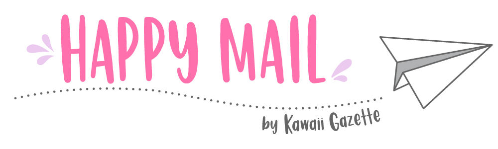 Happy Mail by Kawaii Gazette