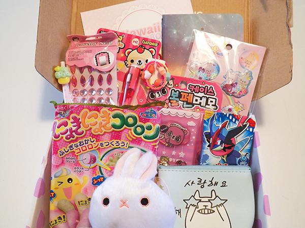 Kawaii Box September 2016