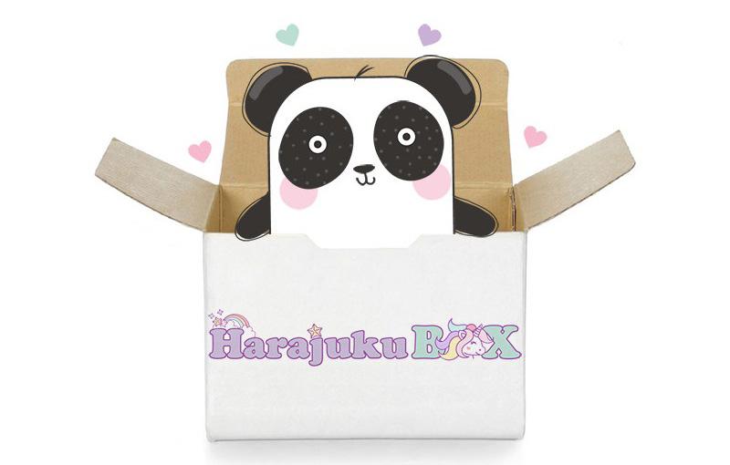 Kawaii Panda Harajuku Box giveaway