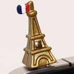Eiffel Tower mobile phone plugy
