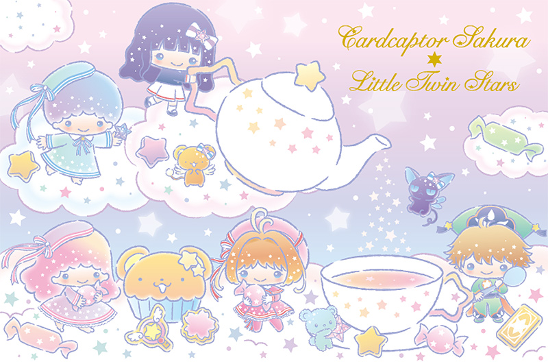 Cardcaptor Sakura x Little Twin Stars