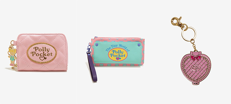 Polly Pocket Hot Topic