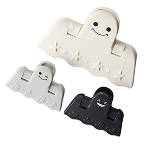 Ghost sealing clips