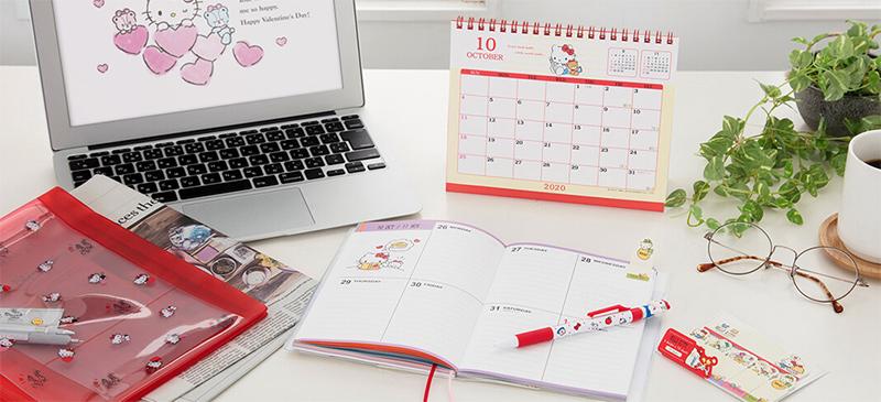 Calendario Principesse 2020.Agende Kawaii 2020 Le Nostre 5 Preferite Kawaii Gazette