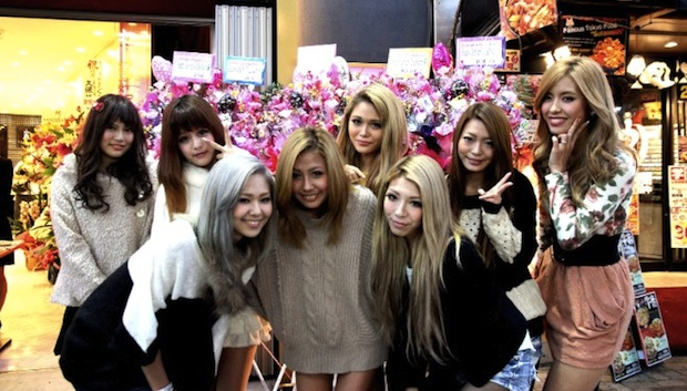 beauty-cafe-girls-award-shibuya-gyaru-dokusha-model-4