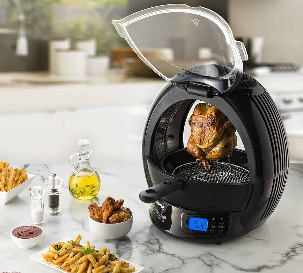 Gourmia 9 In 1 Air Fryer Amp Multicooker Giveaway
