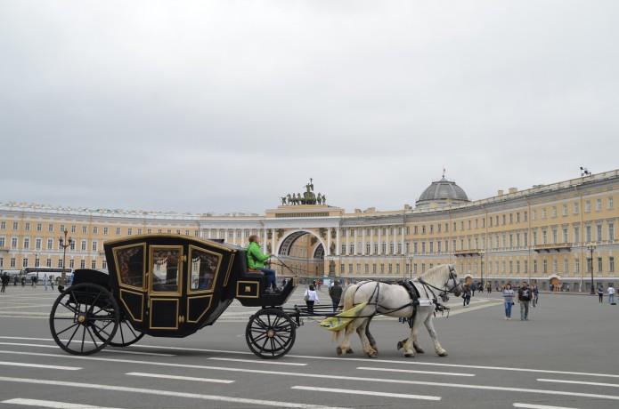 Palacio de Inverno de St. Petersburgo