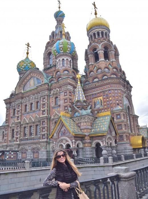 Turismo e viagem para São Petersburgo