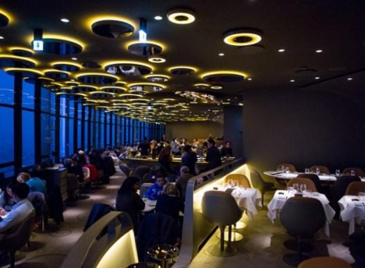 Restaurantes em Paris para um jantar romântico