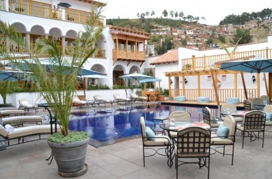 Hotel Palacio Nazarenas Peru