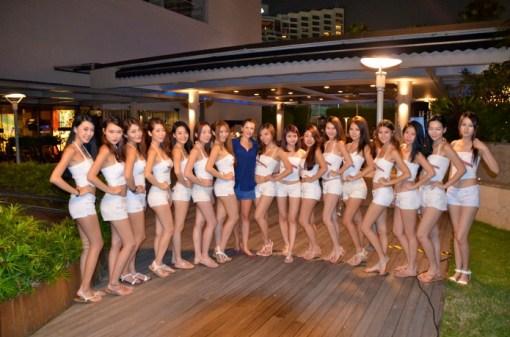 Festa F1 em Singapura