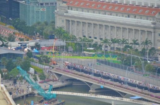 Grande prêmio de Singapura de F1