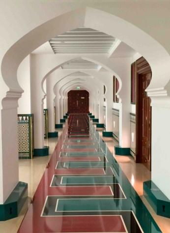 Hotel no Golfo Pérsico
