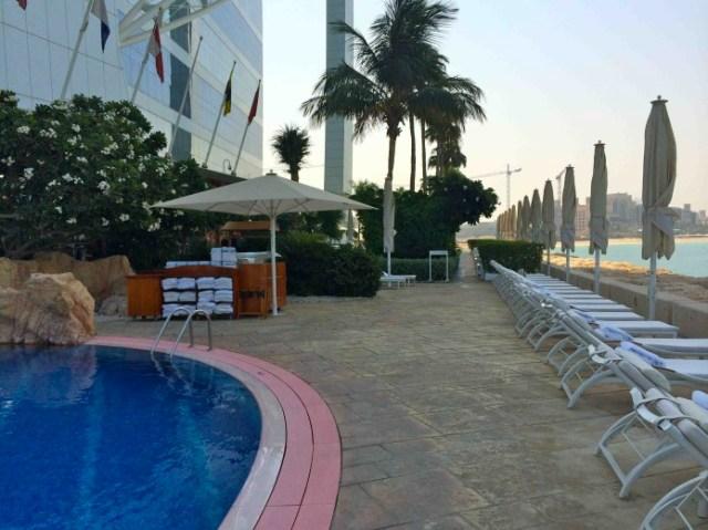 Hotel beira mar em Dubai