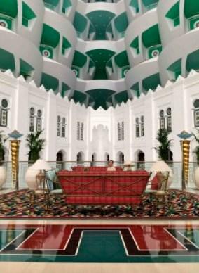 Como escolher o melhor hotel em Dubai