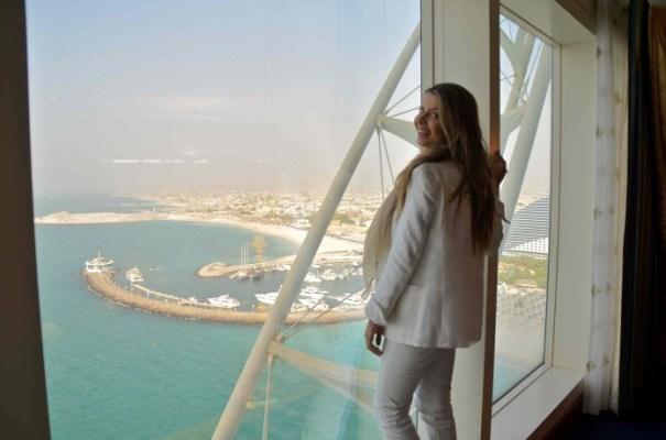 Pernoite em hotel Dubai