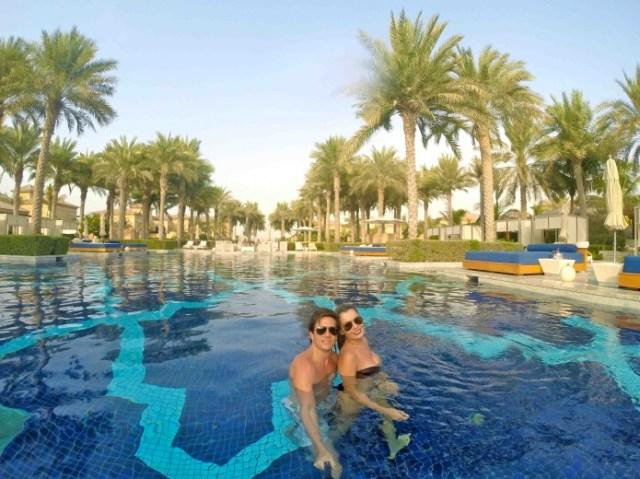 Hotel com piscina em Dubai