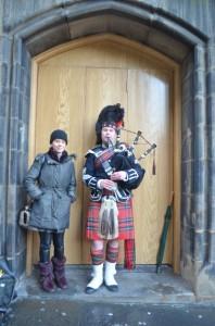 Como é o ano novo em Edimburgo
