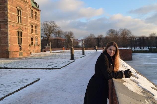 Como é o tempo em Copenhagen