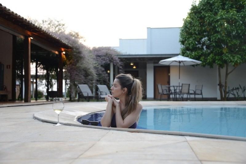 Kawalk: piscina