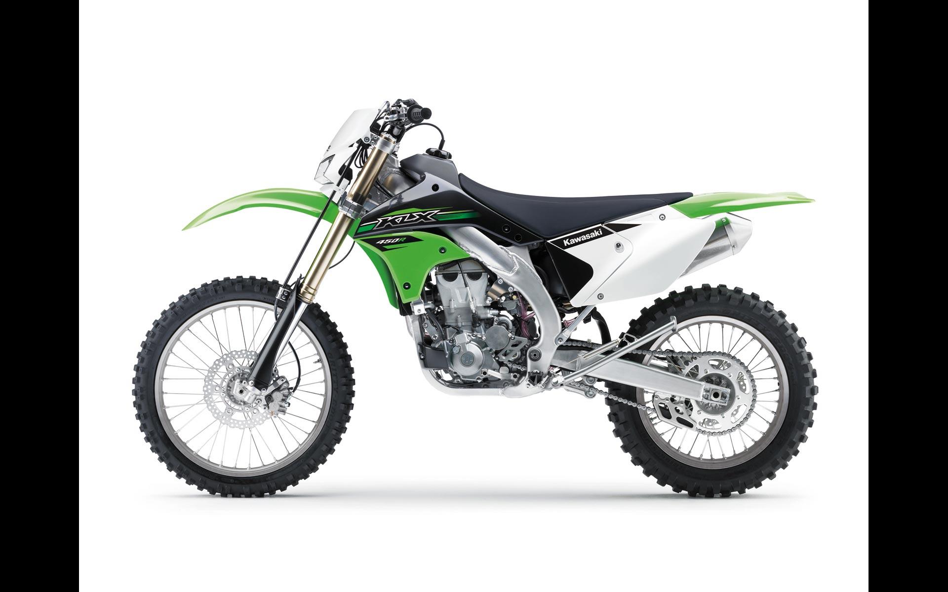 Klx 450r Motocicleta